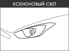 Ксенон Sho-Me